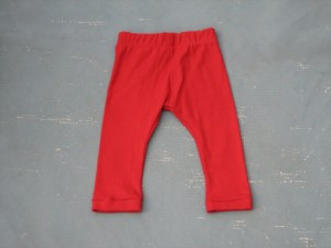 Upcycling-Baby Hose aus T-Shirts